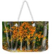 Autumn Breakout No.2 Weekender Tote Bag