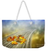 Autumn Bridge Weekender Tote Bag by Veikko Suikkanen