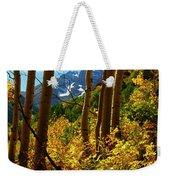 Autumn Brilliance 2 Weekender Tote Bag