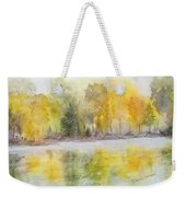 Autumn Brilliance Weekender Tote Bag