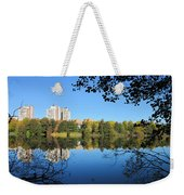 Autumn By The Lake 6 Weekender Tote Bag