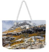 Autumn Clearning Weekender Tote Bag by Darren  White