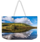 Autumn Clouds Weekender Tote Bag