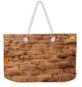 Autumn Cobble Stone Road II Weekender Tote Bag