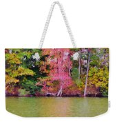 Autumn Color In Norfolk Botanical Garden 1 Weekender Tote Bag