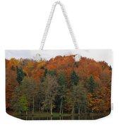 Autumn Colors Weekender Tote Bag