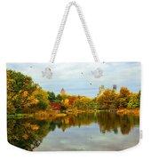Autumn Colors - Nyc Weekender Tote Bag