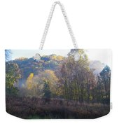 Autumn Colors Of Valley Forge Weekender Tote Bag by Bill Cannon
