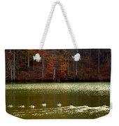 Autumn Cove Weekender Tote Bag