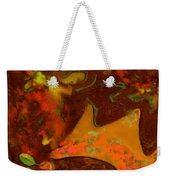 Autumn Crown Weekender Tote Bag
