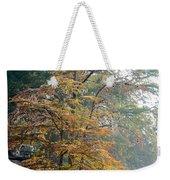 Autumn Cypress Weekender Tote Bag
