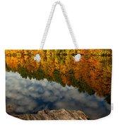 Autumn Day Weekender Tote Bag