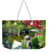 Autumn Dream Weekender Tote Bag