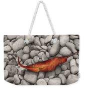 Autumn Epilogue Weekender Tote Bag