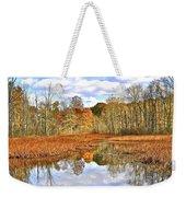 Autumn Fades Weekender Tote Bag