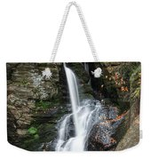 Autumn Fall Weekender Tote Bag by Bill Wakeley