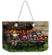 Autumn - Family Reunion Weekender Tote Bag by Mike Savad