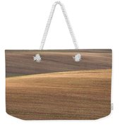 Autumn Fields Of Moravia Weekender Tote Bag