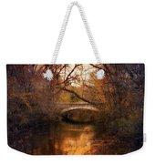 Autumn Finale Weekender Tote Bag