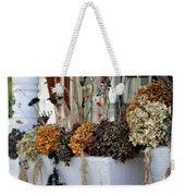 Autumn Flower Box Weekender Tote Bag