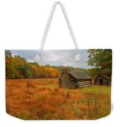 Autumn Foliage In Valley Forge Weekender Tote Bag