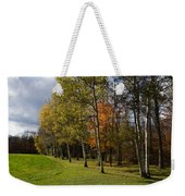 Autumn Forests And Fields Weekender Tote Bag