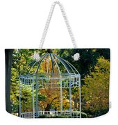 Autumn Gazebo Weekender Tote Bag