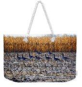 Autumn Geometry By Jrr Weekender Tote Bag