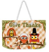 Autumn Gifts-c Weekender Tote Bag