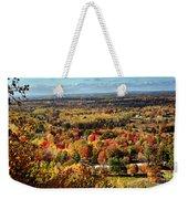 Autumn Glory Landscape Weekender Tote Bag