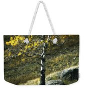 Autumn Glow - Yellowstone Weekender Tote Bag