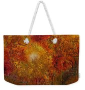 Autumn Glow - Wip Weekender Tote Bag