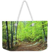 Autumn Gold 3 Weekender Tote Bag