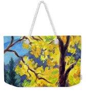 Autumn Gold Yosemite Valley Weekender Tote Bag