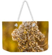 Autumn Goldenrod And A Poser Weekender Tote Bag