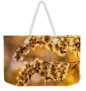 Autumn Goldenrod - Paint  Weekender Tote Bag