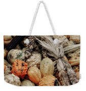 Autumn Gourds 2 Weekender Tote Bag