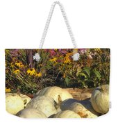 Autumn Gourds Weekender Tote Bag