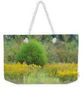 Autumn Grasslands Weekender Tote Bag