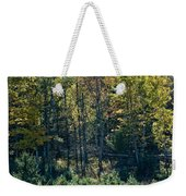 Autumn Grazing Weekender Tote Bag