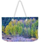 Autumn Grazing Horses Bonanza Weekender Tote Bag by James BO  Insogna
