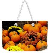 Autumn Harvest 6 Weekender Tote Bag
