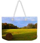 Autumn Hay 3 Weekender Tote Bag