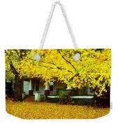 Autumn Homestead Weekender Tote Bag