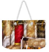 Autumn - House - A Hint Of Autumn  Weekender Tote Bag