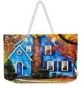 Autumn - House - Little Dream House  Weekender Tote Bag