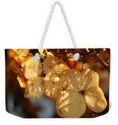 Autumn Hydrangeas I V Weekender Tote Bag