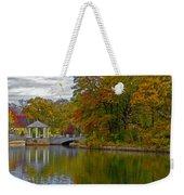 Autumn In Atlanta Weekender Tote Bag