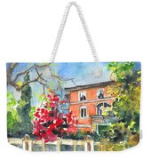 Autumn In Bergamo 01 Weekender Tote Bag