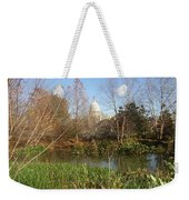 Autumn In Washington Dc Weekender Tote Bag